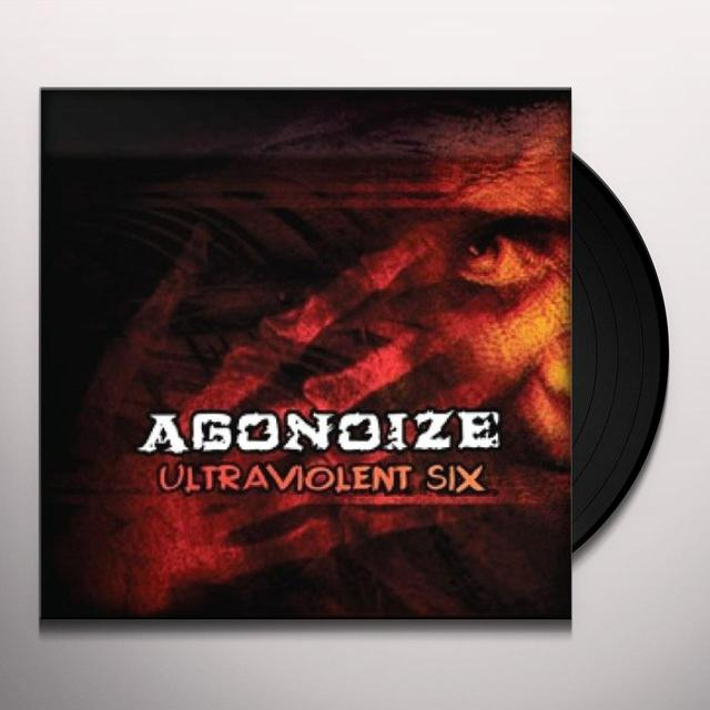 Agonoize ULTRAVIOLENT SIX (LIMITED PICTURE DISC) (GER) Vinyl Record