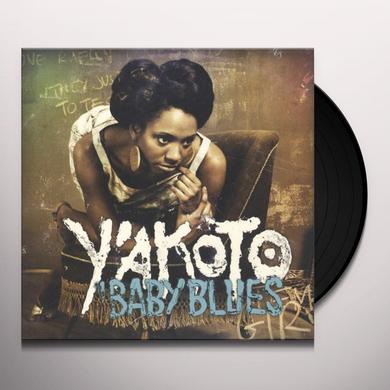 Y'Akoto BABYBLUES (GER) Vinyl Record