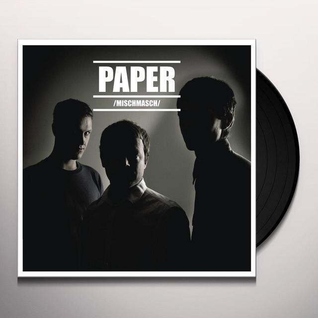 Paper MISCHMASCH Vinyl Record