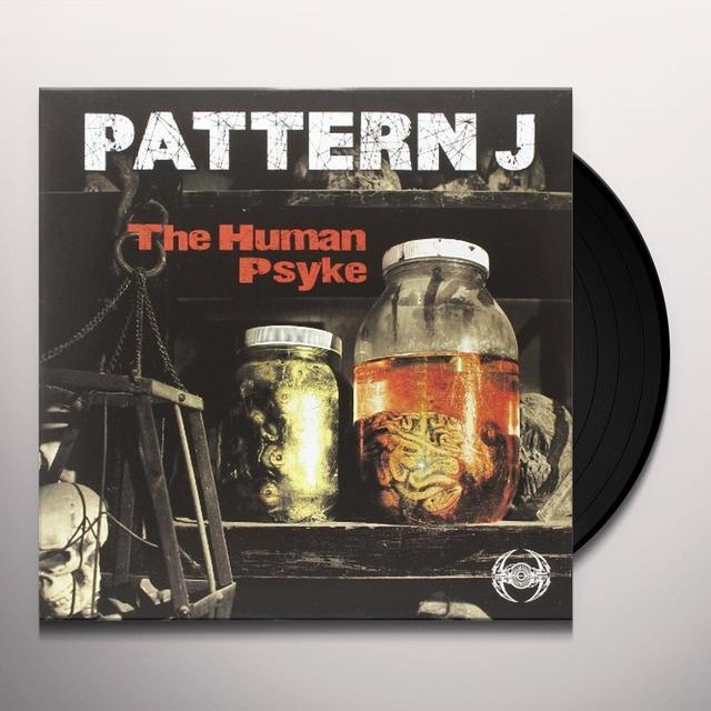 Pattern J HUMAN PSYKE (FRA) Vinyl Record