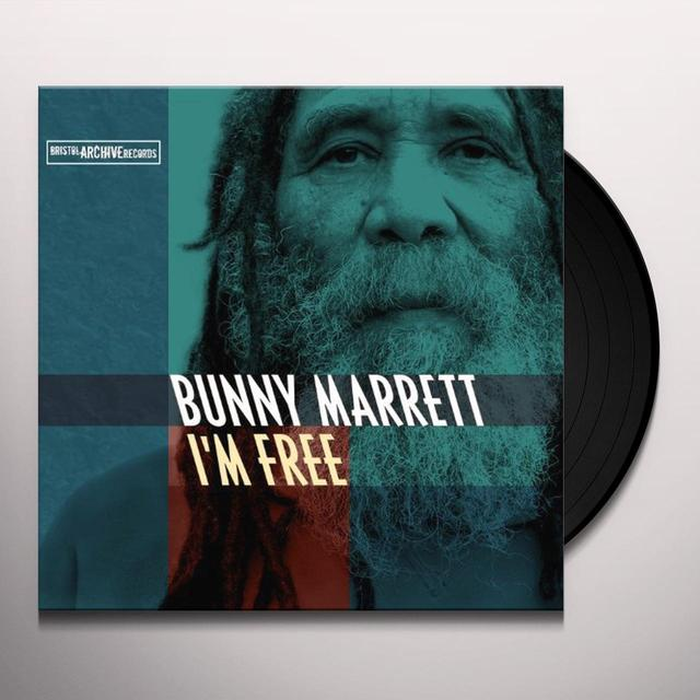 Bunny Marrett I'M FREE (GER) Vinyl Record
