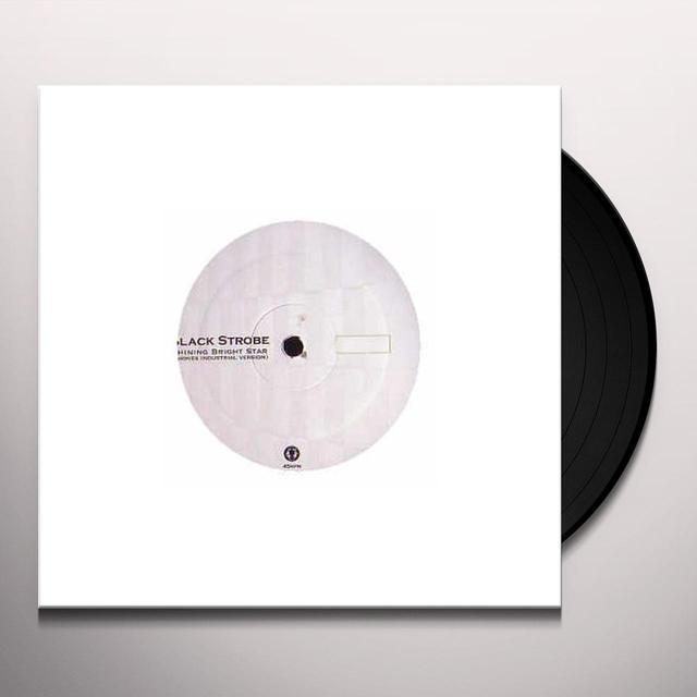 BLACK STOBE SHINING BRIGHT STAR Vinyl Record - UK Import