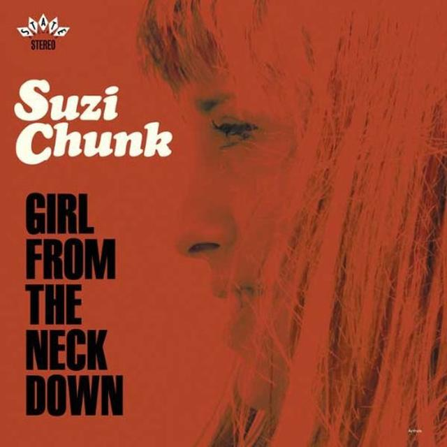 Suzi Chunk GIRL FROM THE NECK DOWN Vinyl Record - UK Import