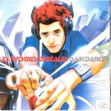 Les Rythmes Digitales DARKDANCER Vinyl Record