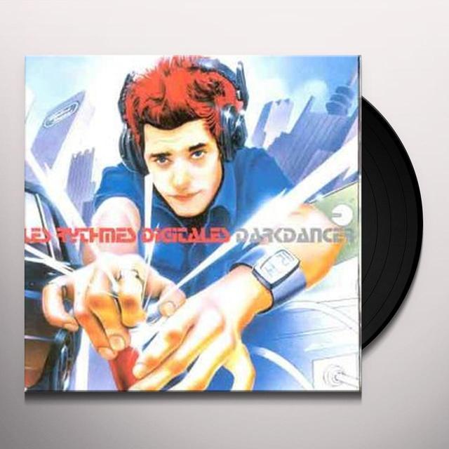 Les Rythmes Digitales DARKDANCER Vinyl Record - UK Import