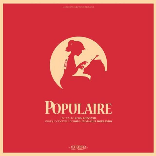 Various Artists (Fra) POPULAIRE Vinyl Record