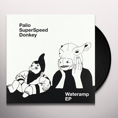 Palio Superspeed Donkey WATERTRAMP Vinyl Record