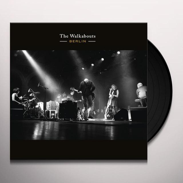 The Walkabouts BERLIN (LIVE) Vinyl Record