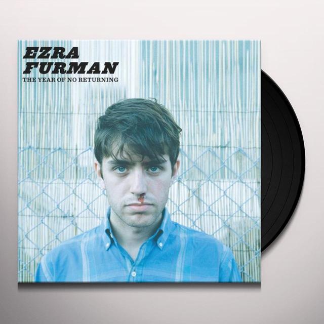 Ezra Furman YEAR OF NO RETURNING Vinyl Record
