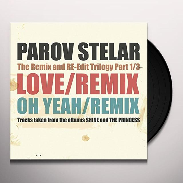 Parov Stelar REMIXES PART 1/3 (GER) Vinyl Record