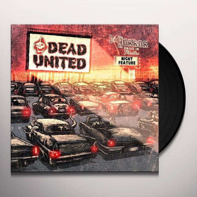 Dead United NIGHT FEATURE Vinyl Record