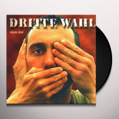 Dritte Wahl NIMM DREI (RE-RELEASE) Vinyl Record
