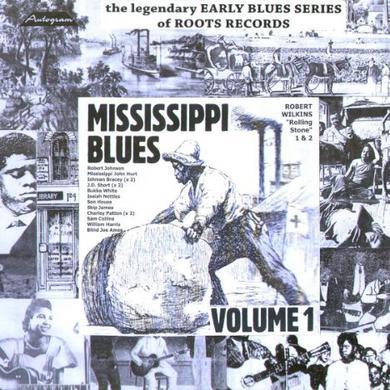 VOL. 1-MISSISSIPPI BLUES 1927-42 Vinyl Record