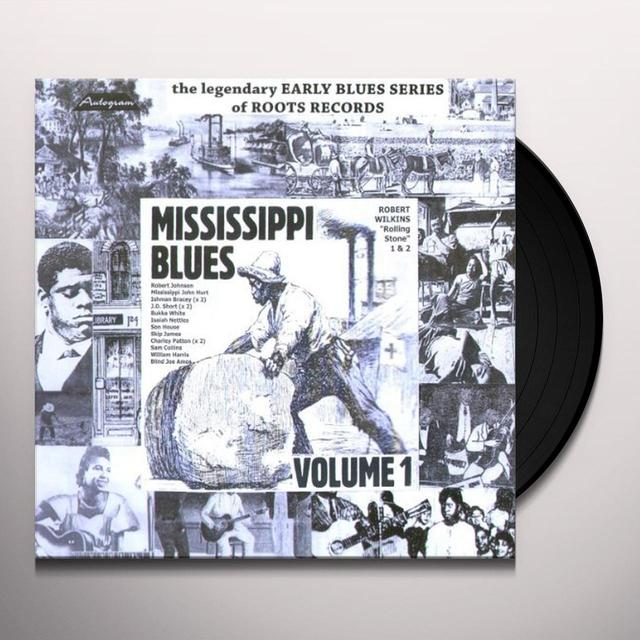 VOL. 1-MISSISSIPPI BLUES 1927-42 (GER) Vinyl Record