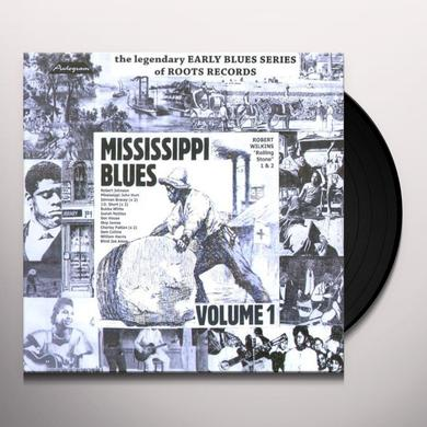 VOL. 1-MISSISSIPPI BLUES 1927-42 Vinyl Record
