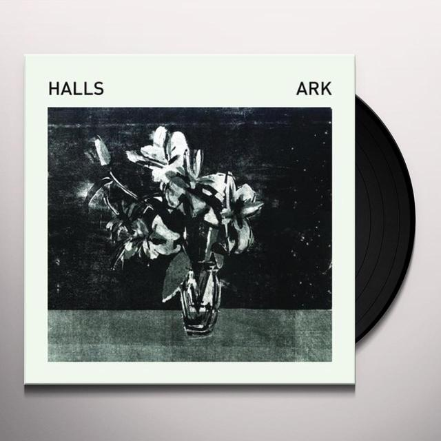 Halls ARK Vinyl Record - Portugal Import