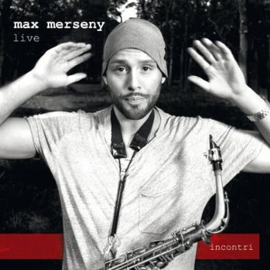 Max Merseny INCONTRI-LIVE -EP W/MP3 Vinyl Record