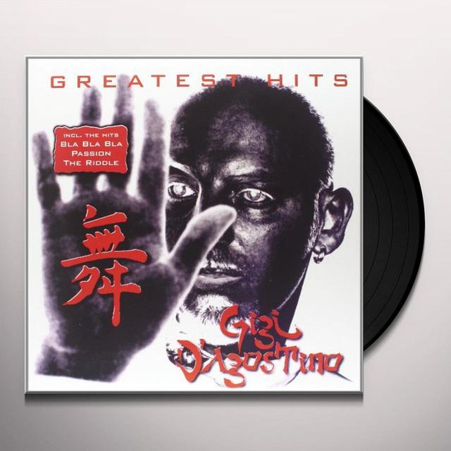 Gigi D'Agostino GREATEST HITS Vinyl Record