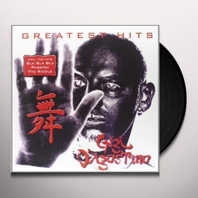 Gigi D'Agostino GREATEST HITS (GER) Vinyl Record