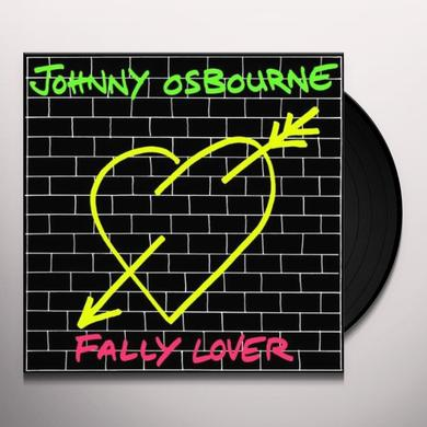 Johnny Osbourne FALLY LOVER Vinyl Record - UK Release