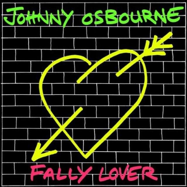 Johnny Osbourne FALLY LOVER Vinyl Record - UK Import