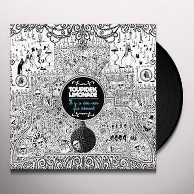 Toupidek Limonade IL Y A DES VIES QUI DEVIENT Vinyl Record