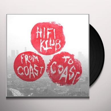 Hifiklub FROM COAST TO COAST (FRA) Vinyl Record