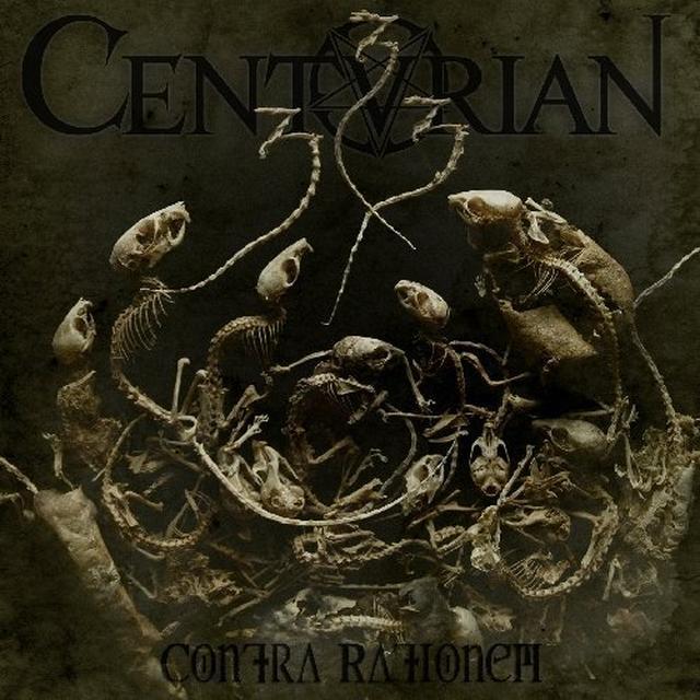 Centurian CONTRA RATIONEM Vinyl Record