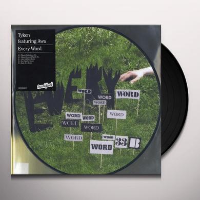 Tyken EVERY WORD Vinyl Record