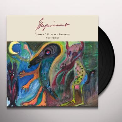 Myrninerest JHONN UTTEREDBABYLON Vinyl Record - UK Import