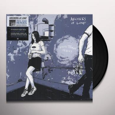 Archers Of Loaf WHITE TRASHHEROES (DELUXE EDITION) Vinyl Record - UK Import