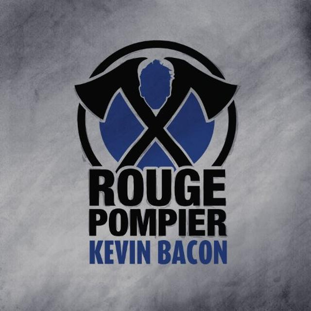 Rouge Pompier KEVIN BACON Vinyl Record - Canada Release