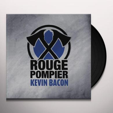 Rouge Pompier KEVIN BACON Vinyl Record - Canada Import