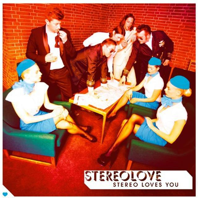 Stereolove STEREO LOVES YOU (GER) Vinyl Record