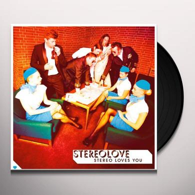 Stereolove STEREO LOVES YOU Vinyl Record