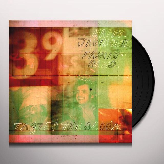 Happy Jawbone Family Band TASTES THE BROOM Vinyl Record - UK Import