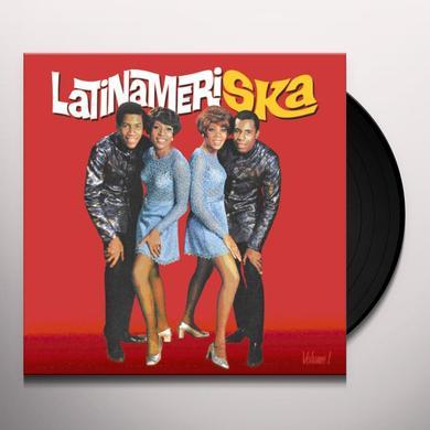 LATINAMERISKA 1 Vinyl Record