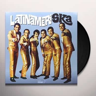 LATINAMERISKA 2 Vinyl Record