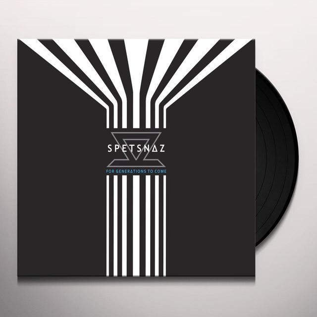 Spetsnaz FOR GENERATIONS TO COME Vinyl Record