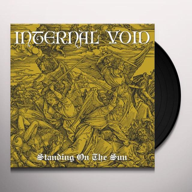 Internal Void STANDING ON THE SUN (HOL) (Black) (Vinyl)