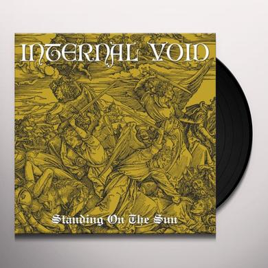 Internal Void STANDING ON THE SUN (HOL) (Black) (Vinyl)