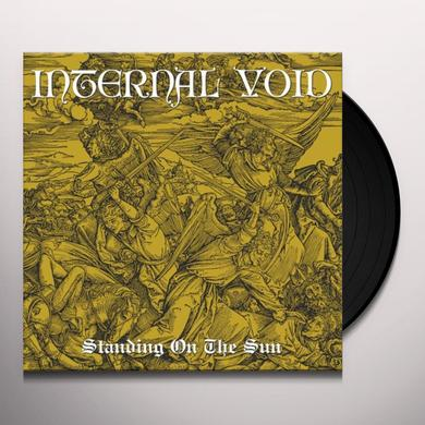 Internal Void STANDING ON THE SUN (HOL) (Brown) (Vinyl)