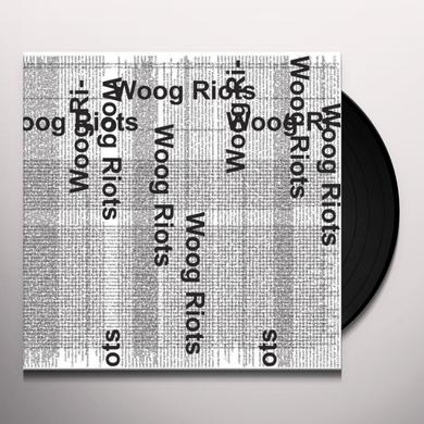 Woog Riots FROM LO-FI TO DISCO! (GER) Vinyl Record