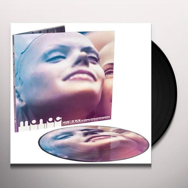 Maniac (Aus) MANIAC Vinyl Record