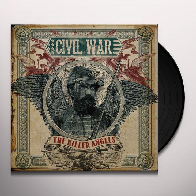 Civil War KILLER ANGELS Vinyl Record