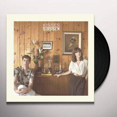 Kisses KIDS IN L.A. Vinyl Record - UK Import