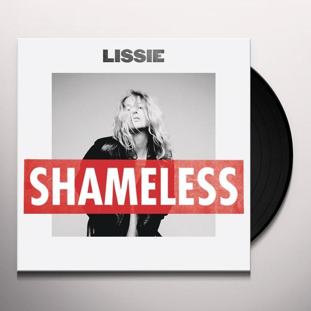 Lissie SHAMELESS Vinyl Record - UK Release
