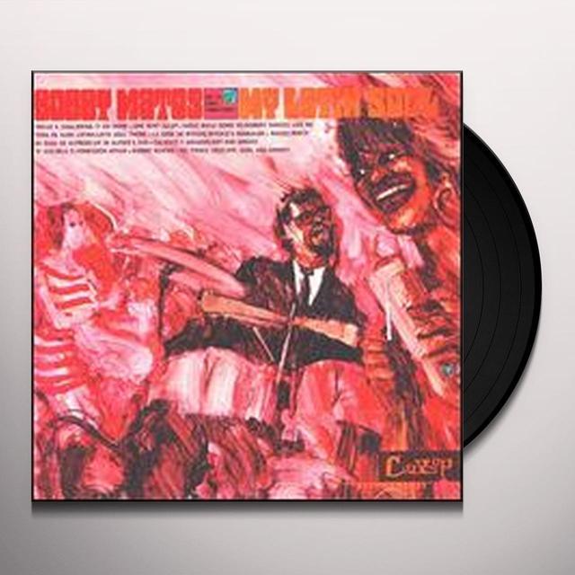 Bobby Matos MY LATIN SOUL (FRA) (Vinyl)
