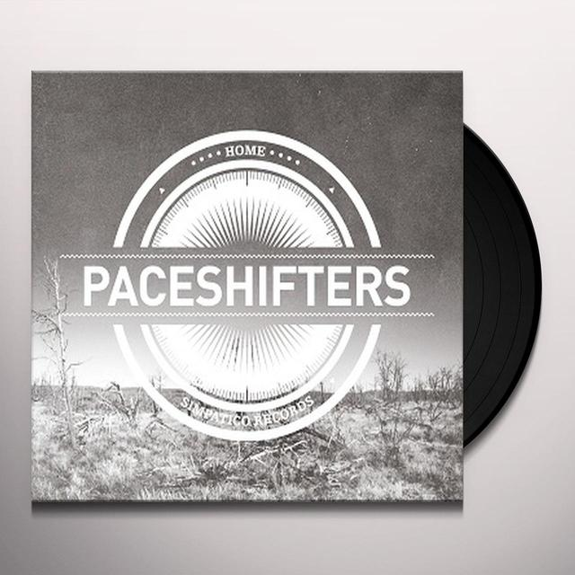 Paceshifters HOME Vinyl Record - Holland Import
