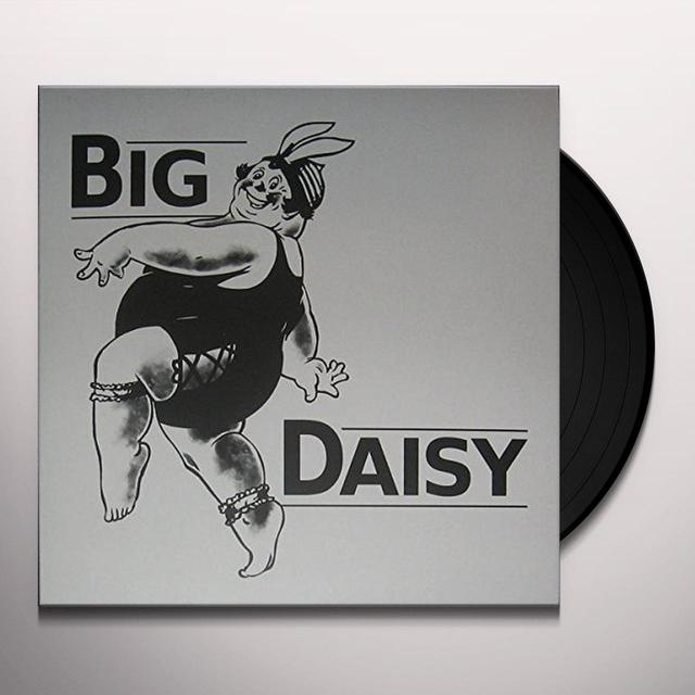 BIG DAISY (COLOURED VINYL) Vinyl Record